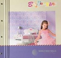 tapeten f r kinder kinderzimmertapeten bim bum bam. Black Bedroom Furniture Sets. Home Design Ideas