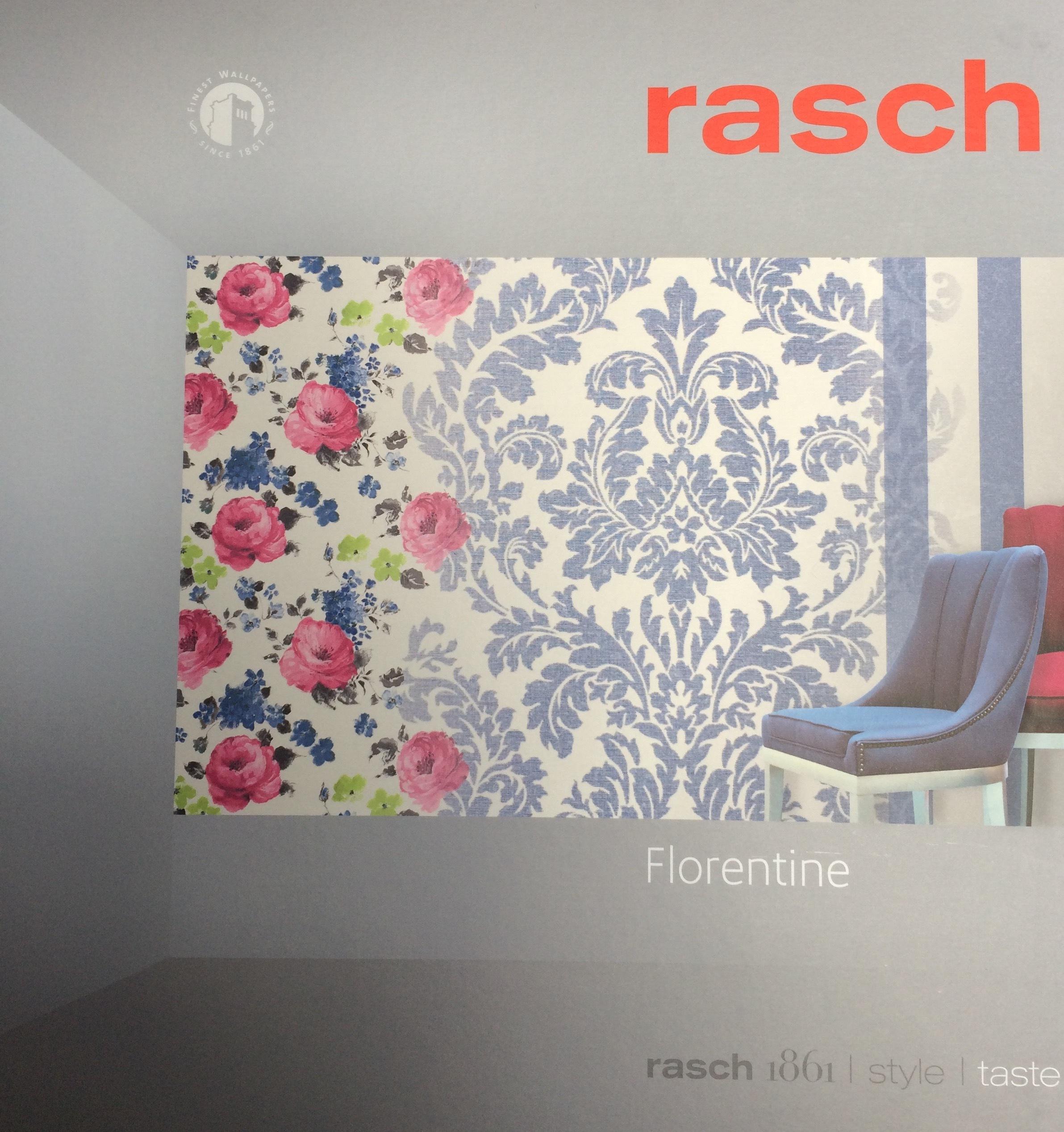 Küchentapeten Von Rasch ~ kollektion florentine von rasch jetzt online bestellen!