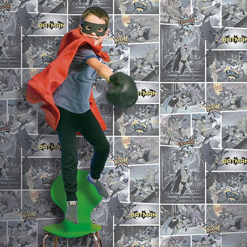 Rasch Kindertapeten Tapeten : Comics & More – rasch textil Kindertapeten Gratisversand ?