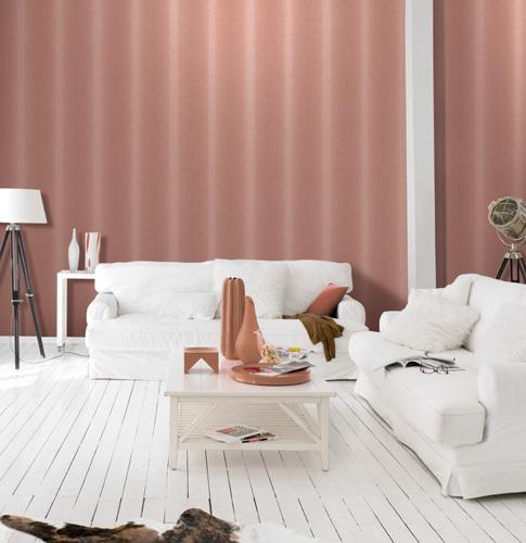Hochwertige Textil Tapeten : Exklusive Hochwertige Vliestapeten – Barock Unis Streifen
