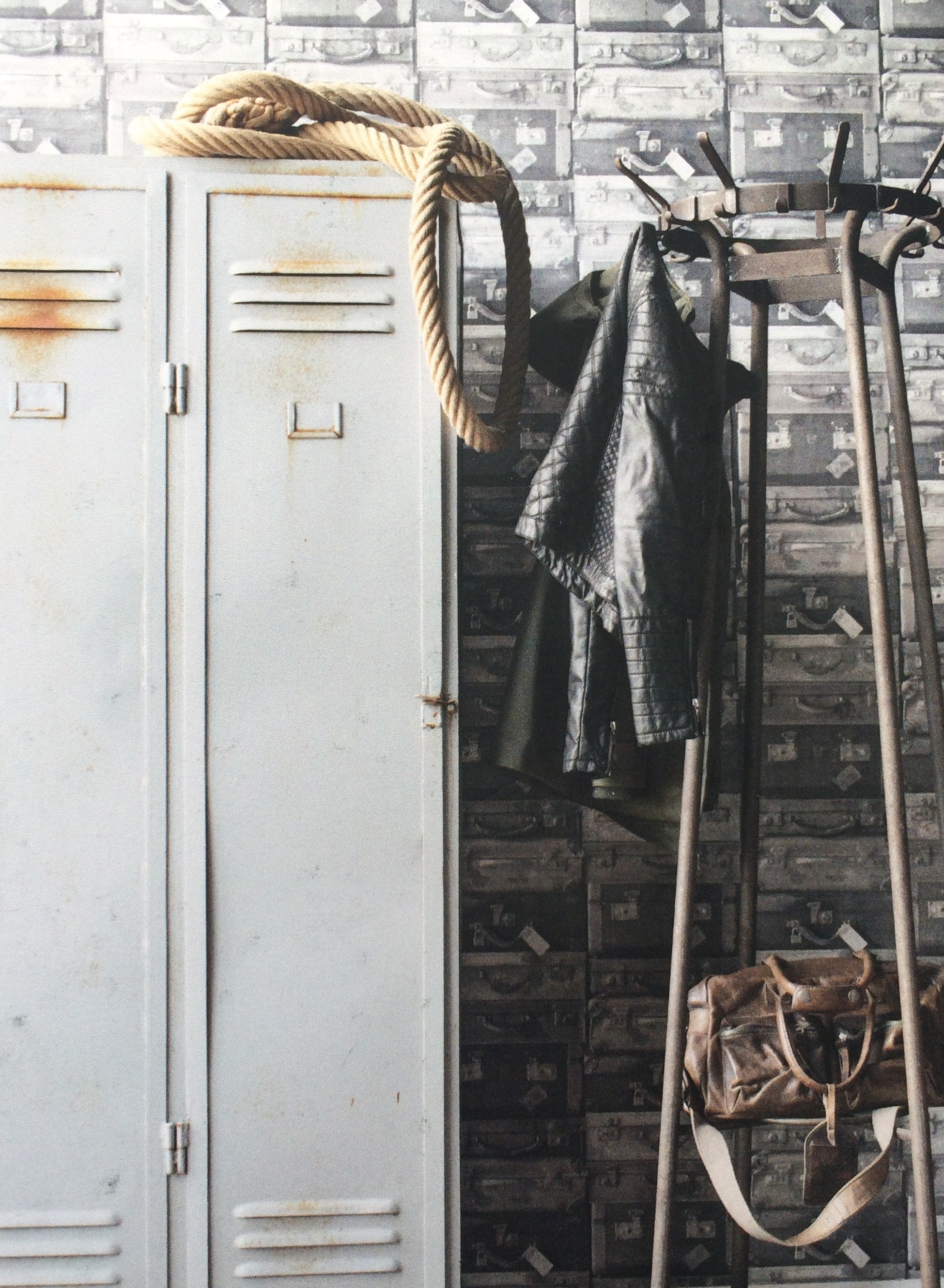 Essener Tapeten Retro In : Ausgefallene Vliestapeten – Rostiges Metall Verwitterte Holzt?ren