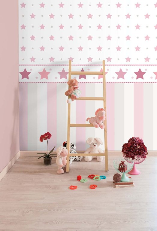 tapete rasch textil 330136 bimbaloo 2 kostenloser versand. Black Bedroom Furniture Sets. Home Design Ideas