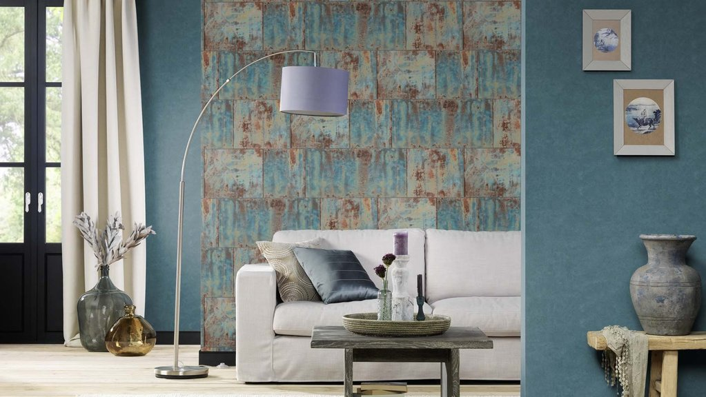 tapete rasch 939712 factory iii kostenloser versand. Black Bedroom Furniture Sets. Home Design Ideas