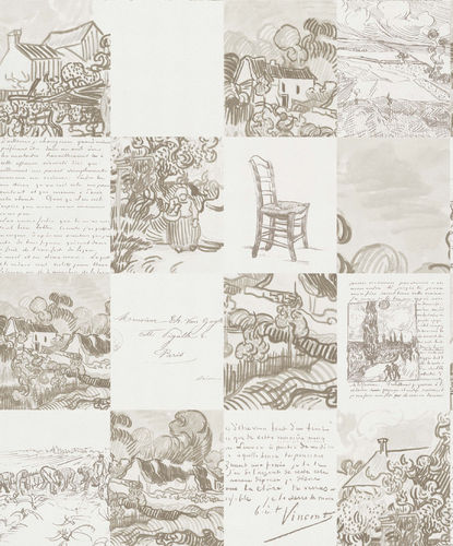 Tapete Van Gogh 220030 - BN Wallcoverings