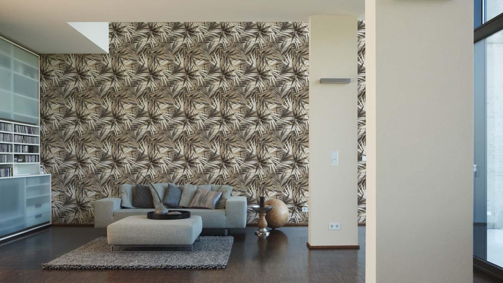 tapeten as designdschungel by laura n. Black Bedroom Furniture Sets. Home Design Ideas