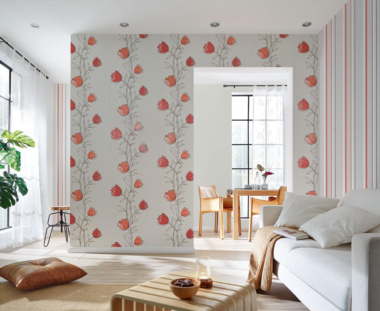 home vision vii rasch tapeten moderne stylische. Black Bedroom Furniture Sets. Home Design Ideas
