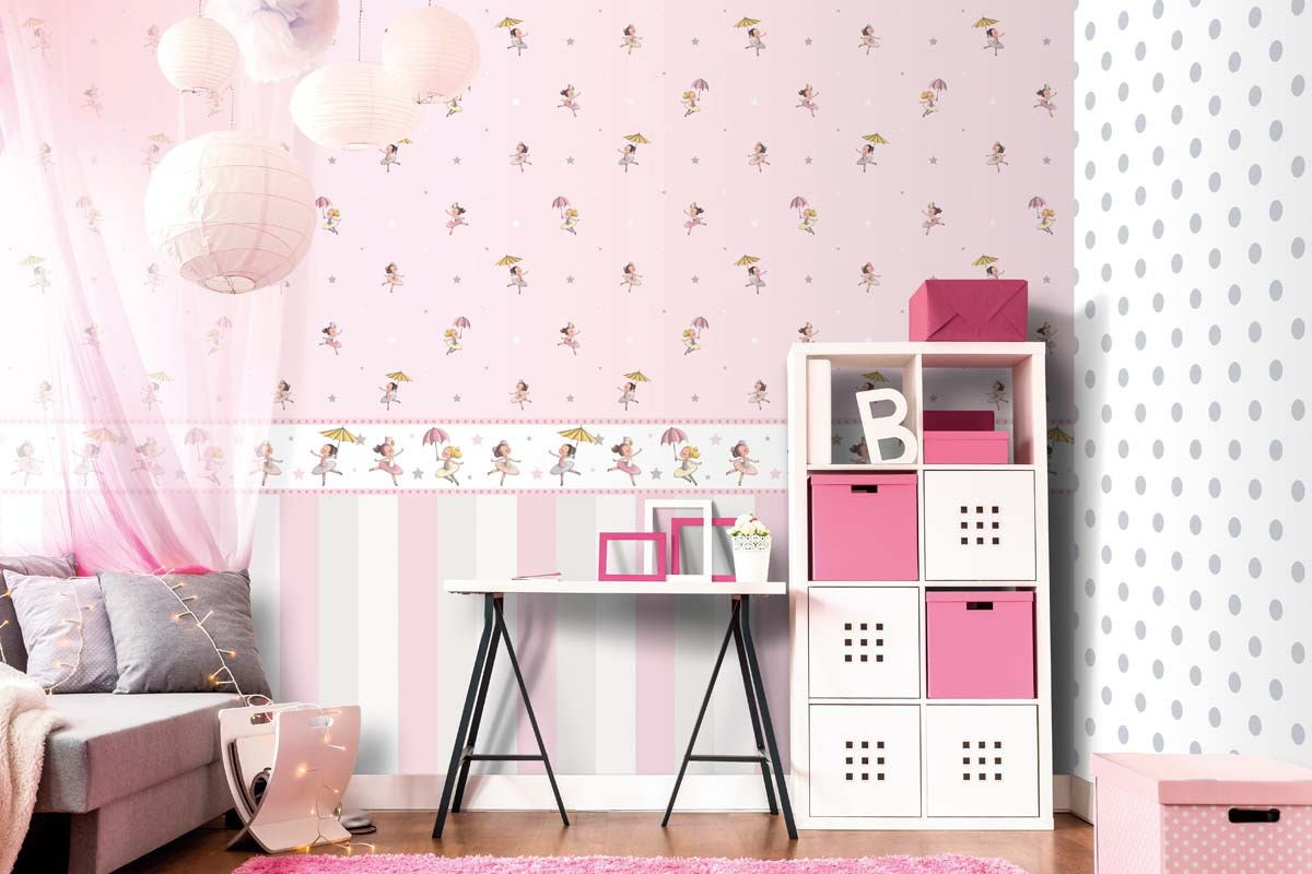 Bimbaloo 2 rasch textil kindertapeten gratisversand - Habitaciones con papel pintado ...