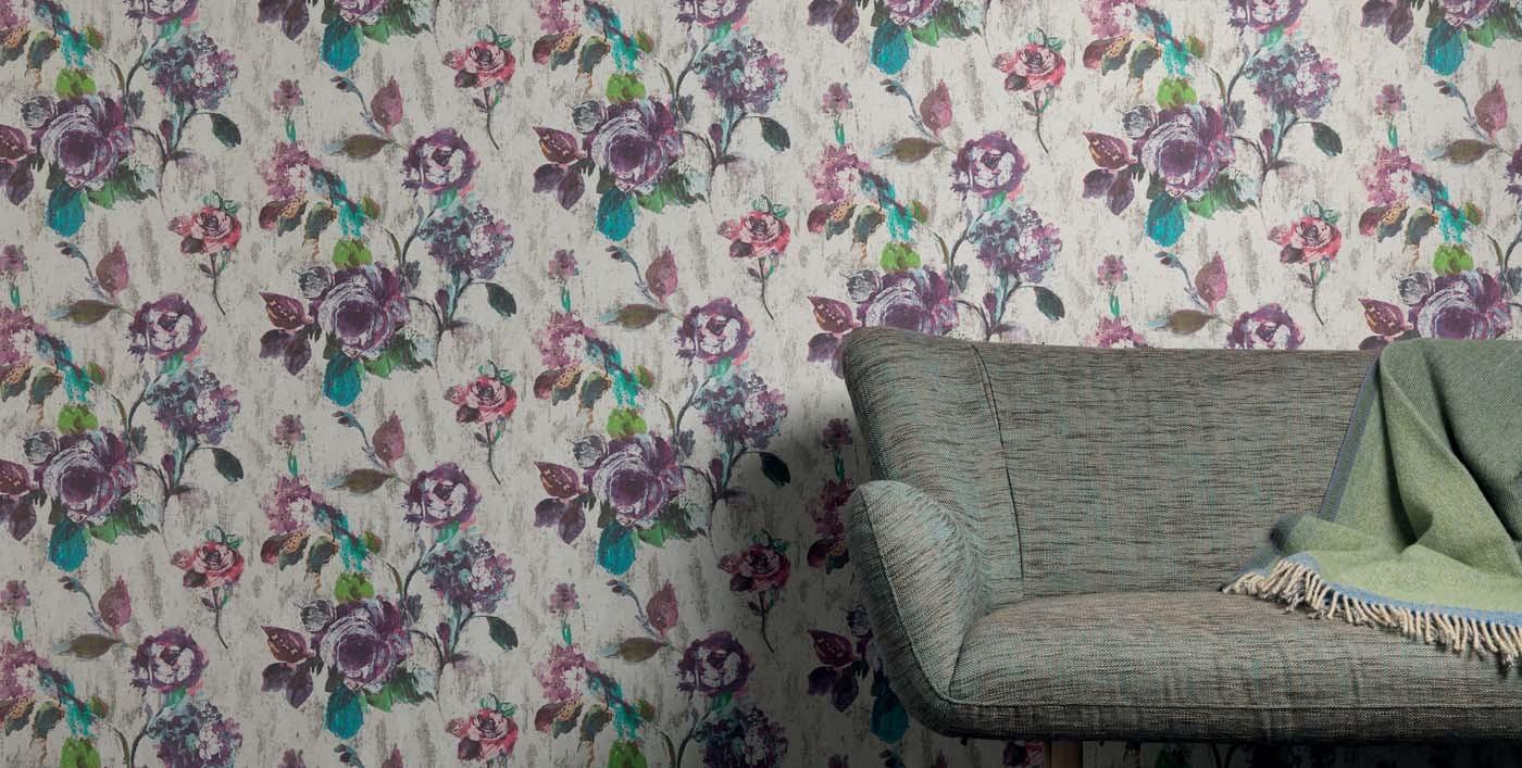 pompidou tapeten rasch textil rechnungskauf gratisversand. Black Bedroom Furniture Sets. Home Design Ideas